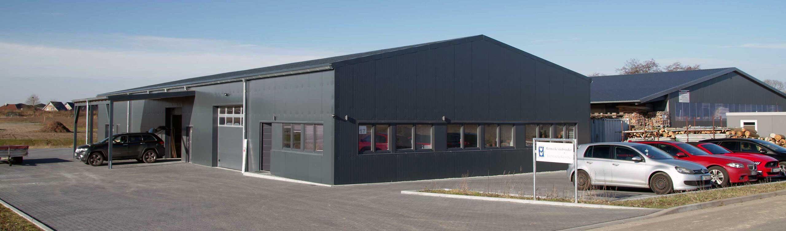 Firmensitz Gebrüder Reinecke in Harsefeld